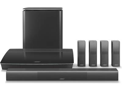 Bose® Lifestyle® 650 home theater system