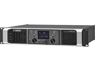 Yamaha PX5 PX Series power amplifier — 500W x 2 at 8 ohms