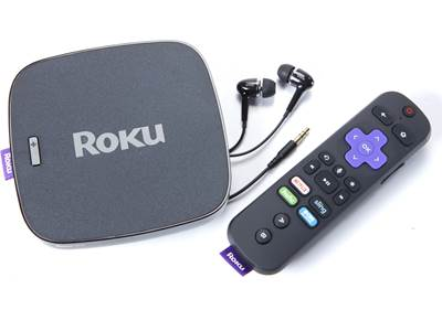 Roku Ultra 4660R 4K Ultra HD streaming TV and media player