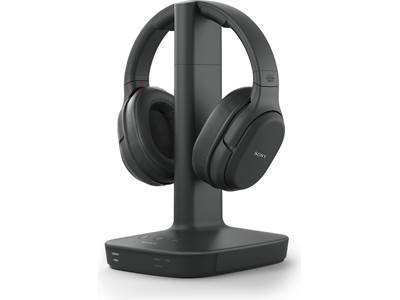 Sony Wh Rf400 Wireless Tv Headphones With Transmitter At Crutchfield