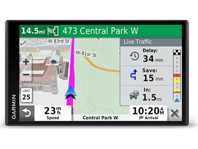 Garmin DriveSmart™ 65 & Traffic