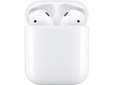 Apple® AirPods with Wireless Charging Case (2nd Generation)