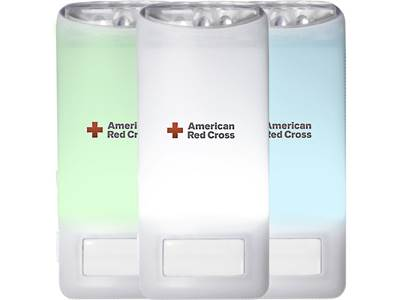 Eton American Red Cross Blackout Buddy Connect Color