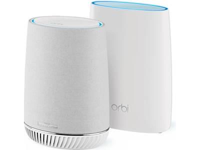 NETGEAR Orbi AC3000 Tri-band Wi-Fi® System (RBK50) High