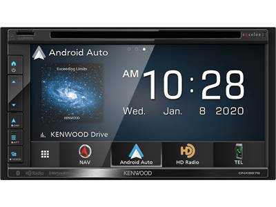Kenwood Excelon DNX697S