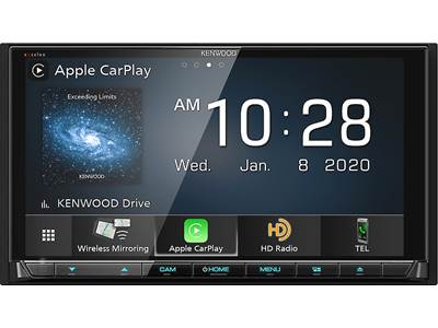 Kenwood Excelon DDX9907XR