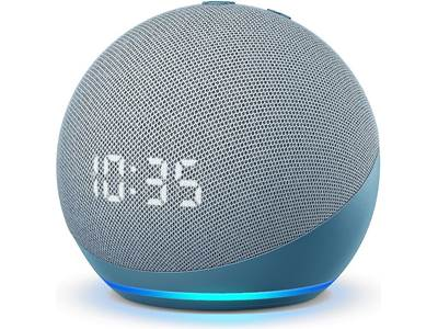 Amazon Echo Dot with Clock (4th Generation)