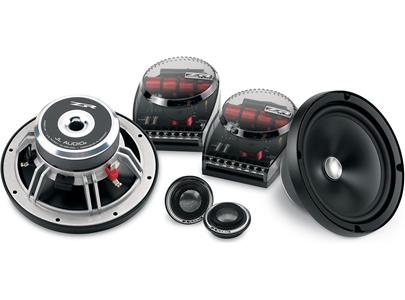 JL Audio car speakers