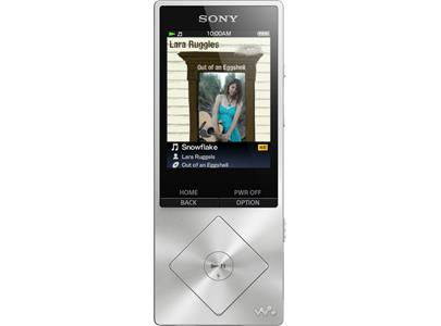 Discover the Sony NWZ-A17SLV Hi-Res Walkman