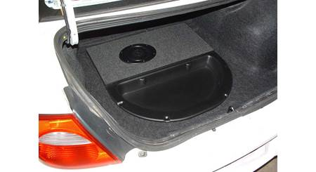Q-Customs Factory-fit Subwoofer Enclosures