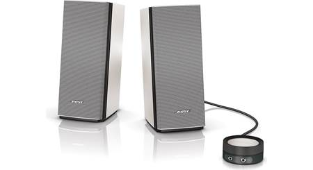 Bose® Companion® 20 multimedia speaker system