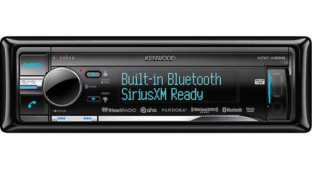 Kenwood Excelon KDC-X898