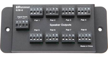 Russound EZB-8 Connecting Block