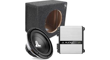 JL Audio 300-Watt Bass Package