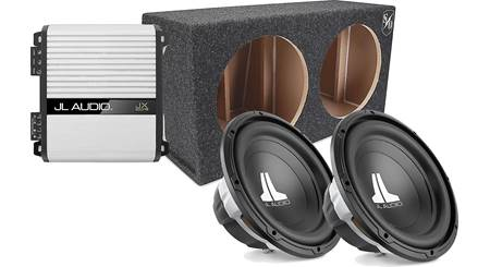 JL Audio 500-Watt Bass Package