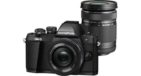 Olympus OM-D E-M10 Mark II Two Lens Kit