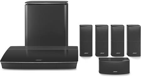 Bose® Lifestyle® 600 home theater system