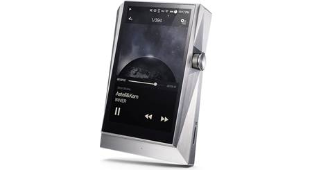Astell & Kern AK380 Stainless Steel