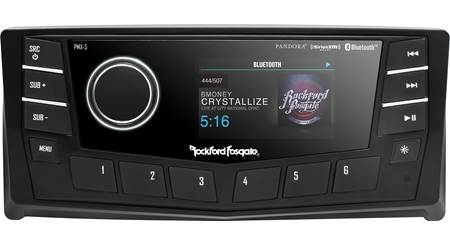 Rockford Fosgate PMX-5CAN