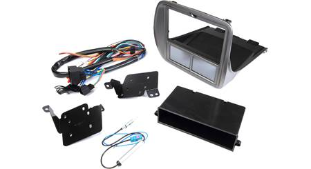 Scosche ITCGM01B Dash and Wiring Kit