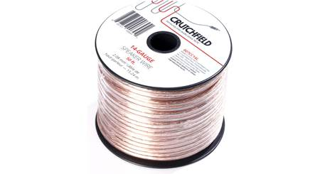 Crutchfield Speaker Wire