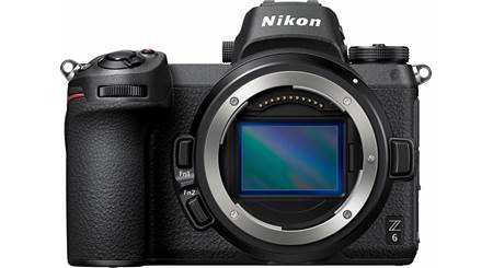 Nikon Z6 (no lens included)