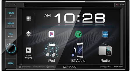 Kenwood Excelon DDX396