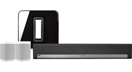 Sonos Playbar 5.1 Home Theater System with Voice Control