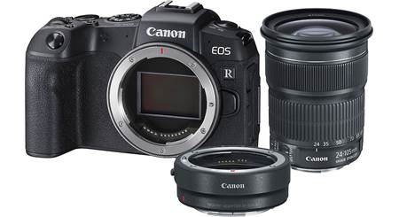 Canon EOS RP EF Zoom Lens and Lens Mount Adapter Kit