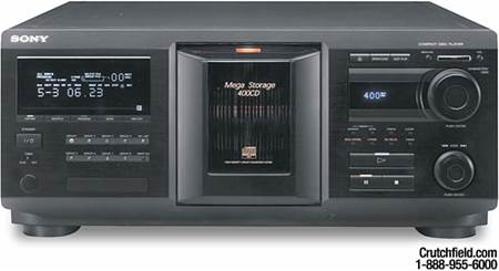 Sony CDP-CX400
