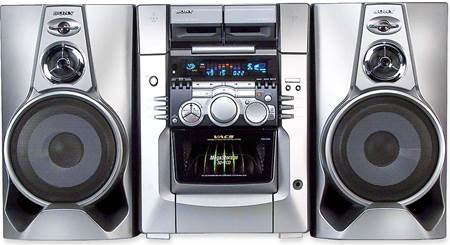 Awesomest Stereo from the 90's