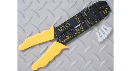 Crimp Tool Set