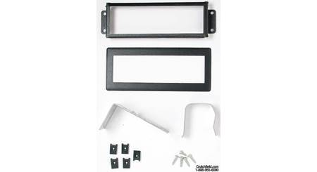 Ford/Mercury In-dash Receiver Kit