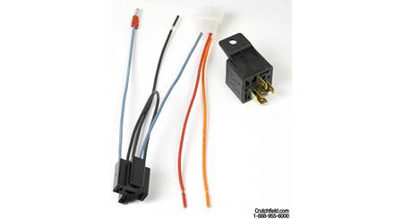 Mazda Power Antenna Relay