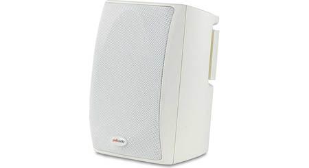 Polk Audio Blackstone Tl1 White Single Satellite Speaker At Crutchfield