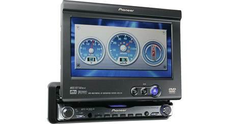 pioneer avic n1 wiring diagram pioneer avic n2 dvd cd navigation receiver with 6 5  monitor at  pioneer avic n2 dvd cd navigation