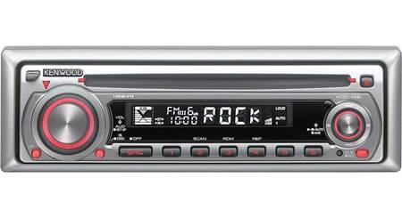 Kenwood KDC-135 CD receiver at Crutchfield on kenwood kdc mp235, kenwood kdc-bt710hd, kenwood kdc 400u cd player, kenwood car audio dash unit, kenwood kdc mp205 wiring,