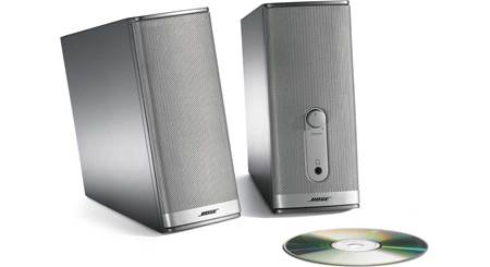 Bose® Companion® 2 Series II multimedia speaker system