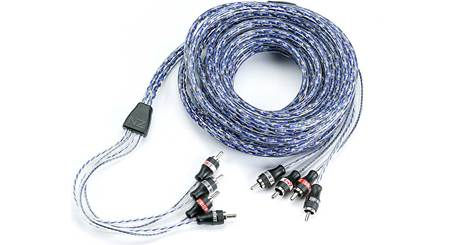 StreetWires Zero Noise 5 4-channel Patch Cables