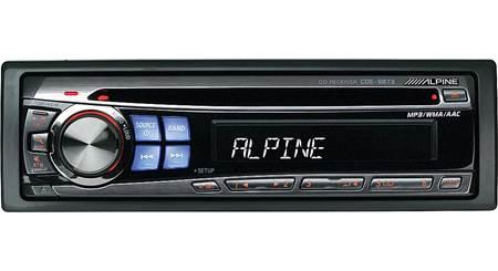 [SCHEMATICS_4US]  Alpine CDE-9881 CD receiver with MP3/WMA/AAC playback at Crutchfield | Alpine Cde 9881 Wiring Harness |  | Crutchfield