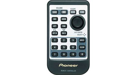 Pioneer CD-R510 Wireless Remote Control