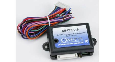 Crime Guard DB-CHDL1B Doorlock/Alarm Module