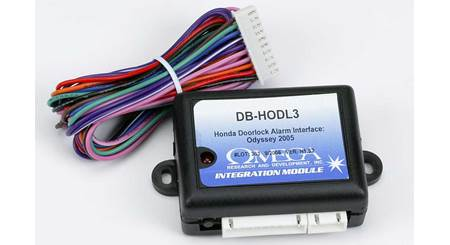 Crime Guard DB-HODL-3 Doorlock/Alarm Module