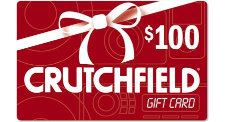 The Crutchfield Gift Card