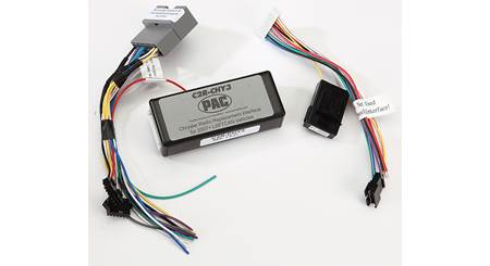 PAC Chrysler Radio Replacement Interface