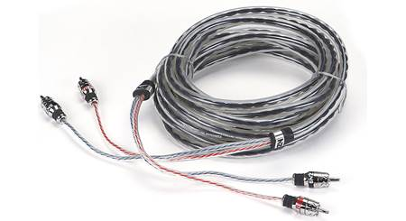 StreetWires ZeroNoise® 9 Series 2-channel Patch Cables