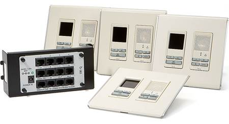 On-Q Selective Call Four-location Intercom Kit