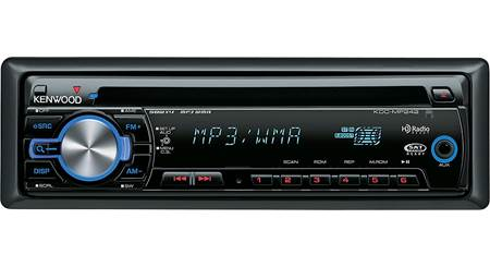 Kenwood KDC-MP242