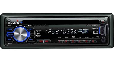 Kenwood KDC-MP342U