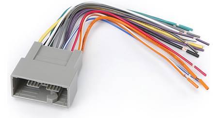 Metra 70-1729 Receiver Wiring Harness